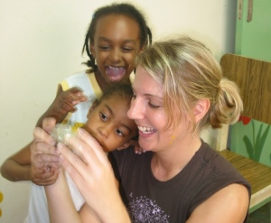 Voluntourism for solo travelers