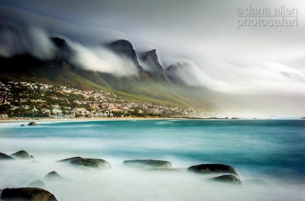 Explore beautiful Cape Town. Photo credit: Dana Allen on 500px.com