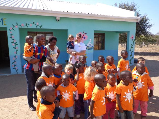 Improve a child's life by volunteering on Cape Town