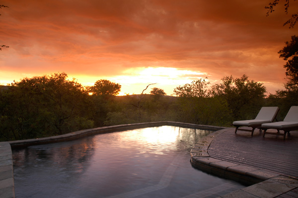 Stay at a luxurious eco-lodge