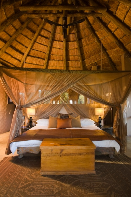 Botswana Safari lodge