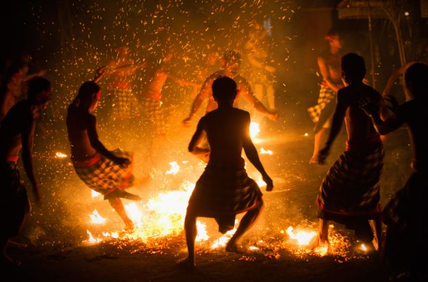 Watch a fire dance. Photo credit: Hai Thinh on 500px.com